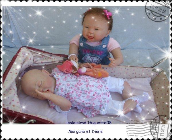 avec Morgane...