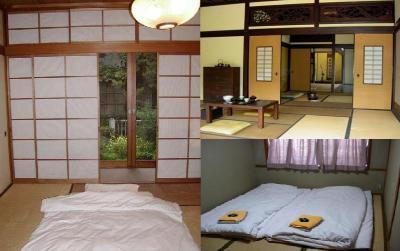 Les maisons japonaises avec leurs habitudes