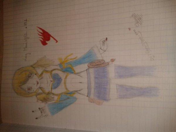 Lucy Heartfilia x791 by moi