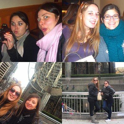 Décembre 2011: New York City 15ème et dernière fois