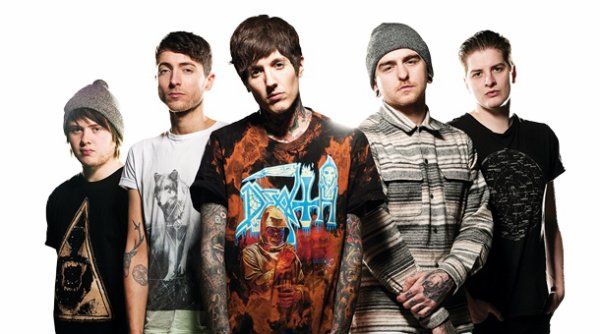 Bring me the horizon! <3
