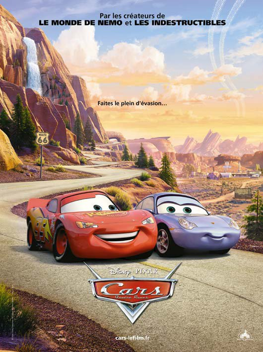 Cars Quatre roues
