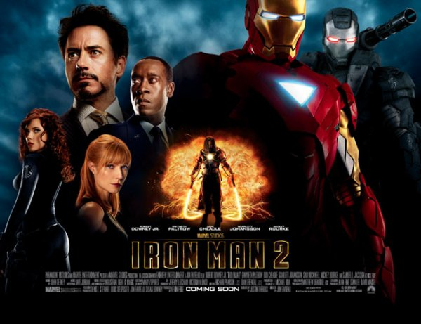 Iron Man 2 Movie4k