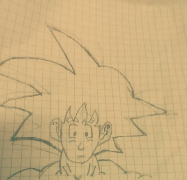 J'ai fait un petit dessin