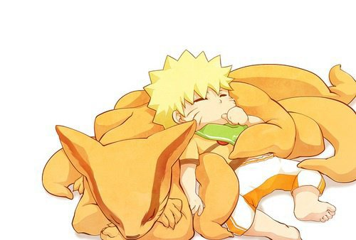 Images mignonnes de Naruto !!!!