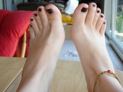 mes petits pieds