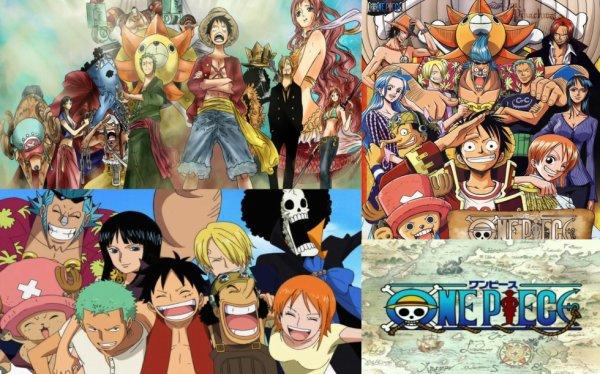Parlons de One Piece! :)