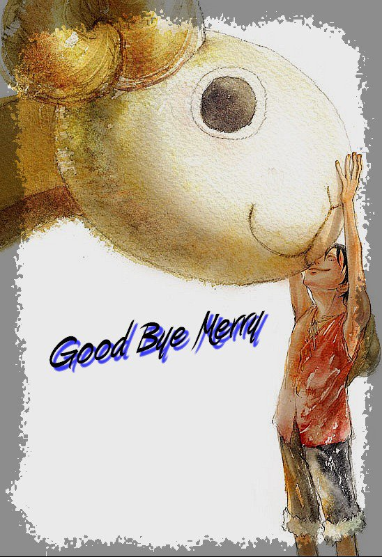 GOOD BYE Merry