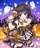 Joyeux Halloween les ami