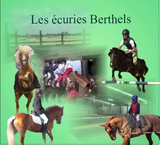 Les écuries Berthels