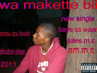 new single de wa makette bii