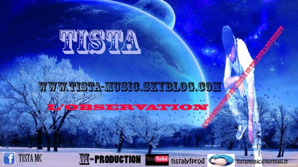 Tista( Lobservation web-tape) / 02 Training Everiday Ft Lova- Kij,Feat Mc Pix (2013)