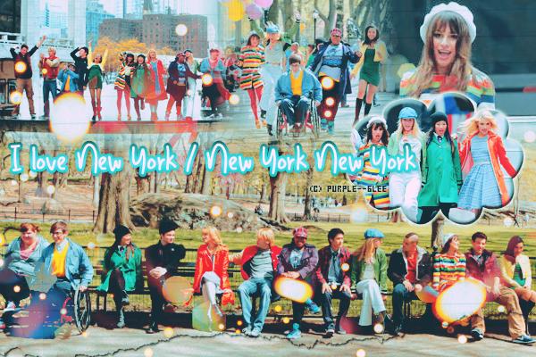 [Coups de ♥ musicaux]                          2# I L0VE NEW Y0RK / NEW Y0RK NEW Y0RK