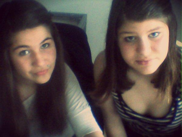Elle & moi :)