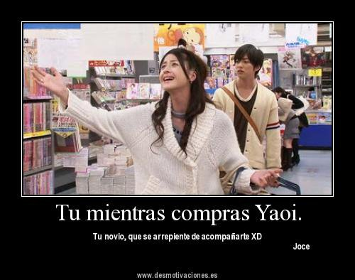 Mdr j adore le yaoi ! yaoi is your life *_*