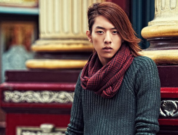 Lee Jung Shin (CN BLUE) jouera dans le drama historique « Knife and Flower » !!!!!!!!!!!