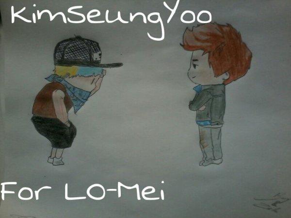 Ton dessin ! LO-Mei