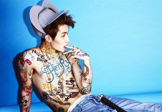 Henry (Super Junior M) fait ses débuts solo