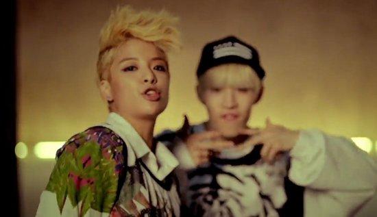 """Henry dévoile un teaser MV de """"1-4-3 (I Love You)"""" avec Amber [F(x)]"""