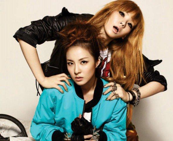 2NE1: Sandara et CL ont fait du volontariat dans un orphelinat