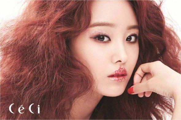 Song Ji Eun (Secret) est de retour en solo