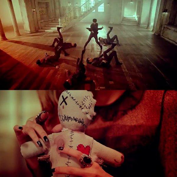 """VIXX met en ligne 2 teasers MV pour """"Voodoo Doll"""" + tracklist de l'album"""