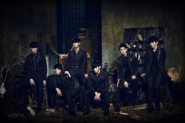 """Le groupe VIXX voit sa chorégraphie pour """"Voodoo Doll"""" bannie de trois émissions musicales"""