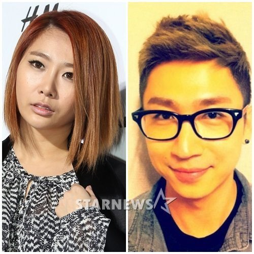 Jea (Brown Eyed Girls) est en couple avec un producteur de la YG Entertainment