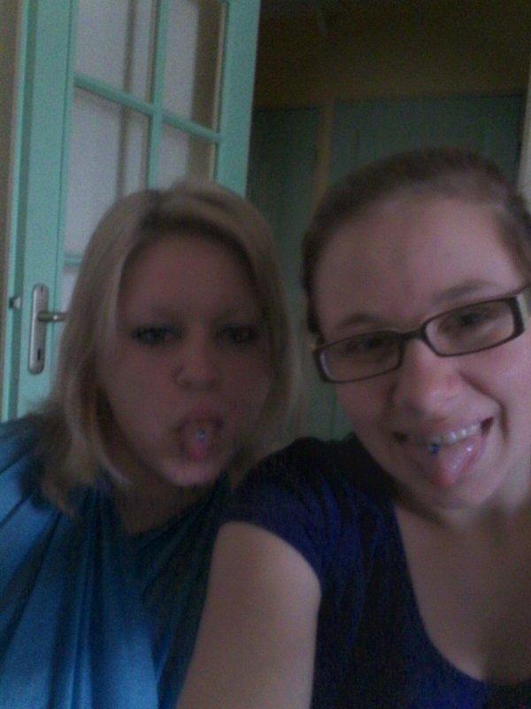 Moi et ma belle soeur chery