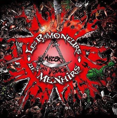 Amzer An Dispac'h / Les Ramoneurs De Menhirs (remix Junior Cony) - Marijanig Dub (2010)
