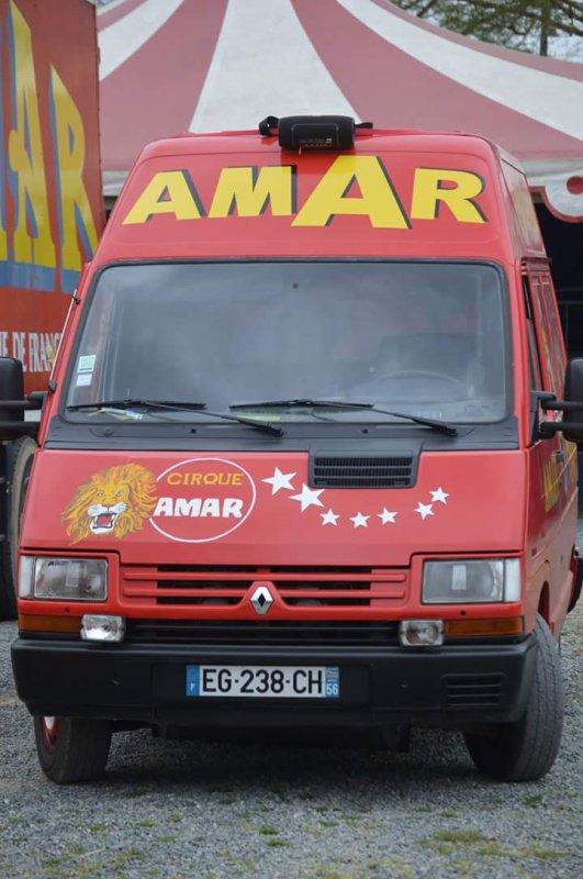 AMAR NIORT 2017, CONVOI DE JEAN DEHM