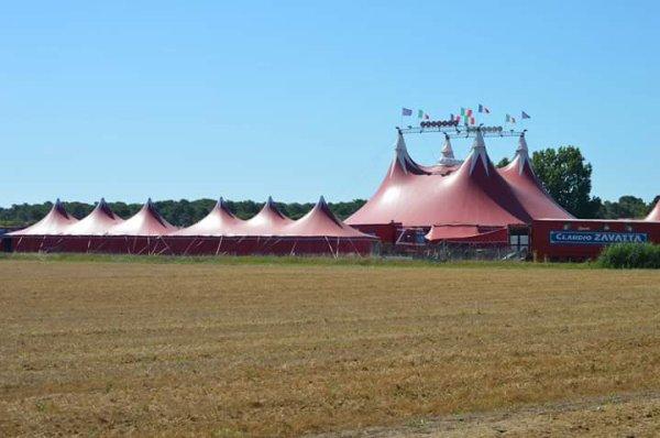 Cirque claudio ZAVATTA La Tranche sur Mer 2017