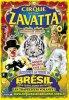 Nouveau visuel du nouveau spectacle du cirque Nicolas ZAVATTA production DOUCHET