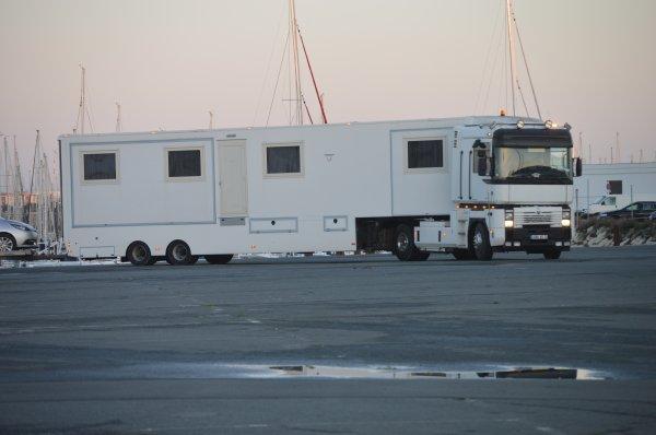 """ARLETTE GRUSS LA ROCHELLE 2018 """"Les convois habitations"""""""