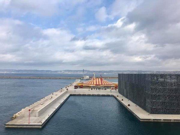 Pinder à Marseille au J4. Photos sophie grenard edelstein