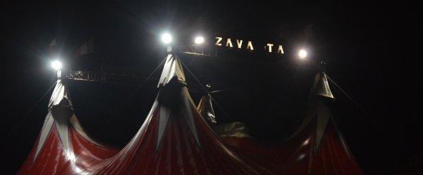 Le cirque Claudio ZAVATTA de la famille PREIN avec le cirque Nicolas ZAVATTA de la famille DOUCHET LA ROCHE SUR YON 2018