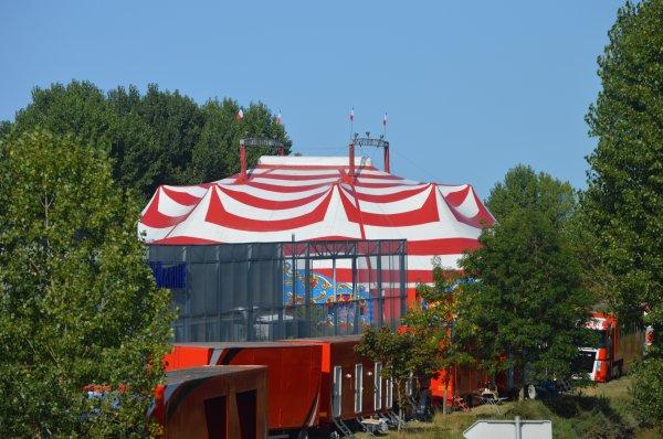 Cirque FALCK St Gilles Croix de Vie aout 2018