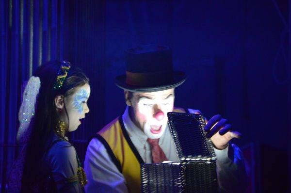 "Le cirque Nicolas ZAVATTA de la famille DOUCHET ""LES HERBIERS"" octobre 2018"