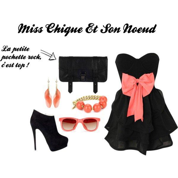 Miss Chique Et Son Noeud ♥