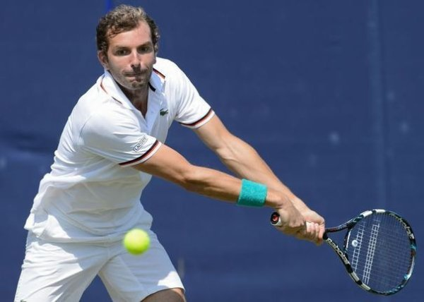 Tennis : Benneteau et Mathieu sortis d'entrée