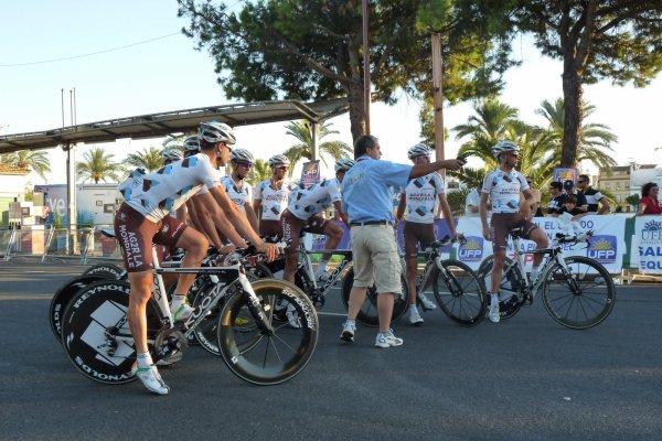 Cyclisme : la liste AG2R pour la Vuelta