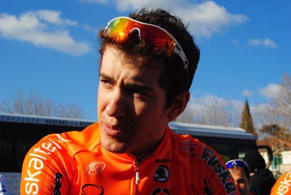 Cyclisme : Sicard à la Vuelta