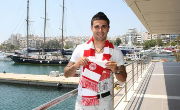 Football : Machado rejoint l'Olympiakos