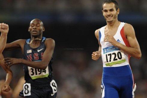 Athlétisme : Baala au repos forcé
