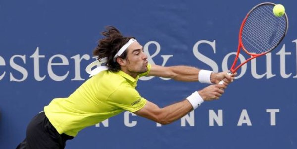 Tennis : Chardy s'offre un champion olympique