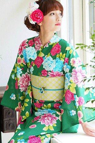 kimono du qotidien