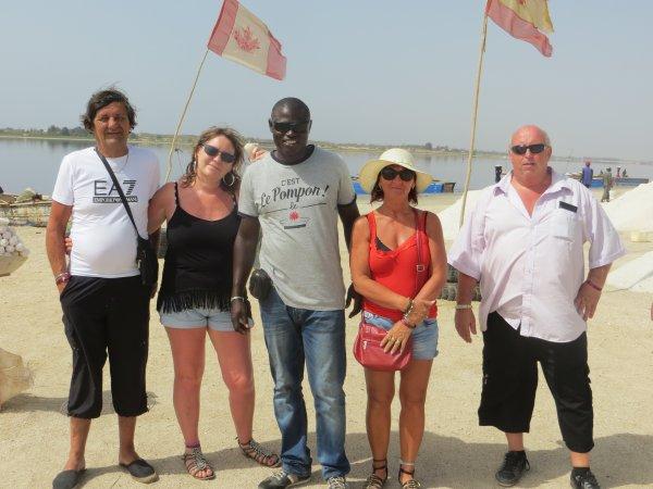 VISITES AU SENEGAL