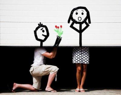 Mais la vie ne se résume pas qu'à I Love You ...