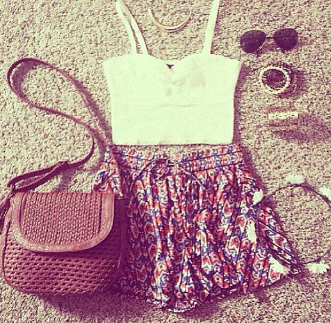 Maissa (tenue d'été)