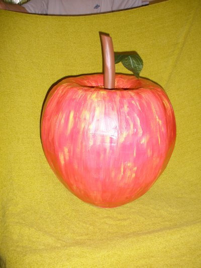 """urne """"la pomme"""""""